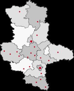 Landkreise Sachsen-Anhalt