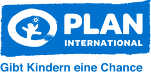 PLAN international Gibt Kindern eine Chance Logo